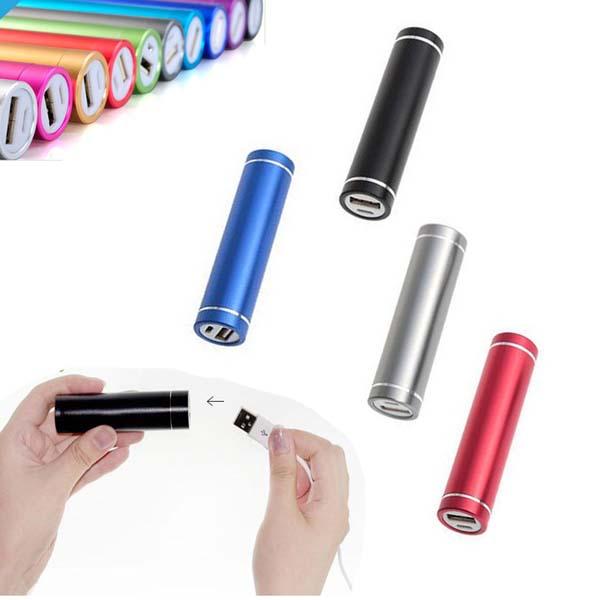2600mAh Portable Battery Charger Power Bank