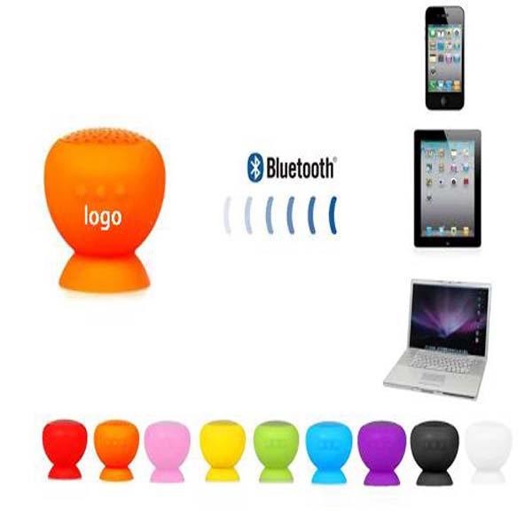 Unique Silicone Mini Bluetooth Speaker