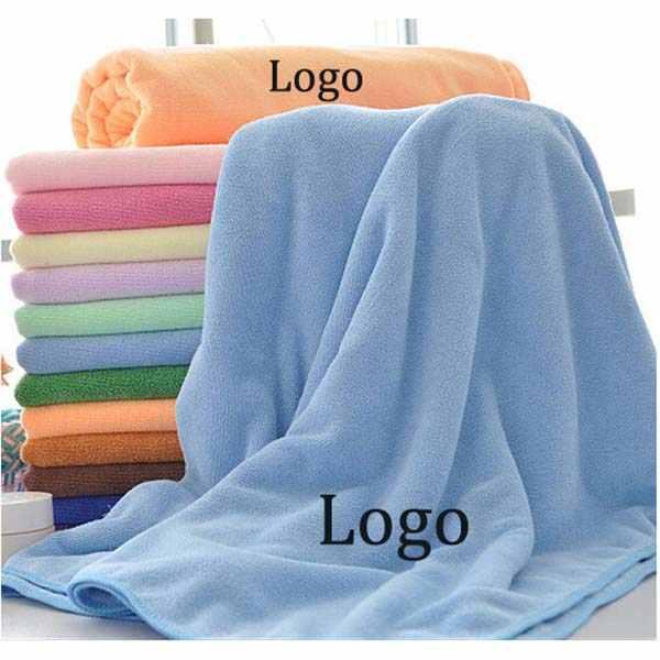 Custom Soft Microfiber Beach Towel