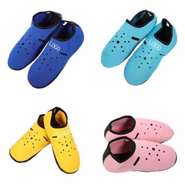 Neoprene Short Beach Socks Non-slip Dive Boots Wetsuit Seaside Shoes