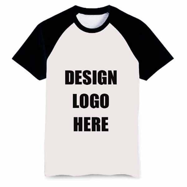 summer T-shirt 100% cotton sew raglan sleeve patchwork  unisex men tops