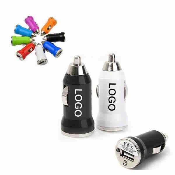 Chargeur allume-cigare USB port unique
