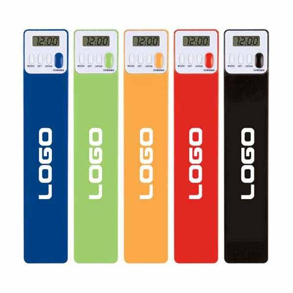 Marcar con reloj alarma digital y temporizador de cuenta atrás