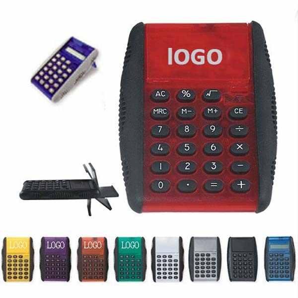 promocional 8 Dígitos Mini calculadora de bolsillo del tirón