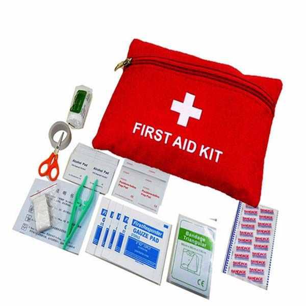 Notüberlebens Camping Erste-Hilfe-Kit